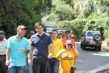 Alcaldía de Sucre entregó vialidad totalmente rehabilitada a...