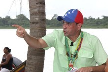 Capriles: Este Gobierno sabotea la vida de nuestro pueblo