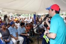 Capriles: El Gobierno no cree en la iniciativa ni en el empr...