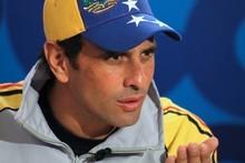 Capriles: Los países que se han retirado de la CIDH son aque...