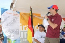 Capriles exhortó al Gobierno a ocuparse de la inflación