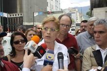 Adriana D´Elia solicitó a la vicepresidencia recursos para c...