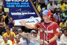 Capriles: Aquí están los líderes para parir el cambio en Ven...