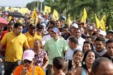 Capriles: Si nos organizamos y luchamos, vamos a lograr el c...