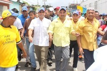 Capriles inició en Tucupita nueva cruzada por Venezuela