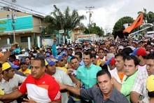 Capriles: Maduro sabe que es un mientras tanto