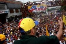 Capriles: El #8D convirtamos el voto en protesta