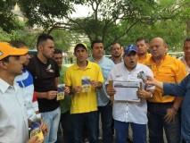 Abelardo Díaz: Se han inscrito 200 mil voluntarios en Táchir...