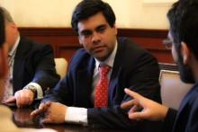"""Ángel Alvarado: """"El único bloqueo que tenemos es el de Madur..."""