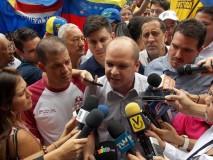 Ángel Medina encabeza plancha de la MUD en Bolívar