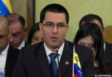 Arreaza solicitará a la Asamblea Nacional prórroga para la M...