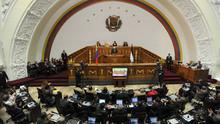 Comunicado de la Asamblea Nacional frente al secuestro del D...