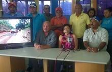 Candidatos a concejales por Araure denuncian caos en la vial...