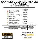 """José Guerra: """"El aumento del salario mínimo ya está siendo p..."""