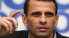 Henrique Capriles: Van cayendo peces gordos