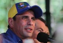 Henrique Capriles: ¡No asesinarán la esperanza!