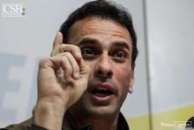 Henrique Capriles: A nuestro Pueblo