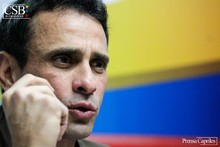 Capriles denuncia cierre de 92 medios radioléctricos entre 2...
