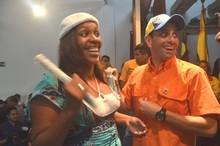 Capriles: Está en los venezolanos que la destrucción del paí...