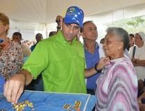 Capriles aumentará 100% la ayuda asignada a 486 cultores mir...