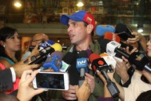 Henrique Capriles: Las enfermeras
