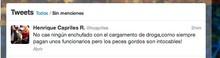 """Capriles: """"Por la droga en avión de Air France pagan lo..."""