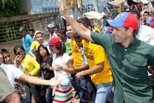 Capriles: El #8D el pueblo dirá quién es el que manda