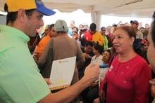 """Capriles: """"Me iban a culpar del apagón, estaba esperand..."""