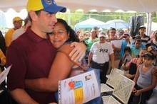 Capriles: No es justo que en un país con tantos recursos hay...