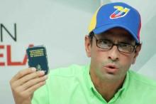 Capriles lamentó fallecimiento de Inocente Carreño