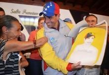 Capriles: Un pueblo que no tiene salud no tiene futuro