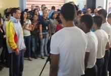 Capriles: Ministerio de Asuntos Penitenciarios ha sido una b...