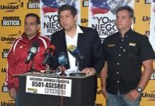 Carlos Ocariz: Desde Primero Justicia defenderemos la propie...