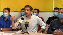 Carlos Ocariz juramentó Comando de la Unidad en el municipio...