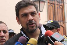Carlos Ocariz a Tal Cual Digital: Ir a elecciones sin unidad...