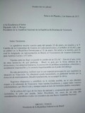 Presidente del Brasil envió carta a Julio Borges expresando ...