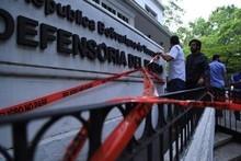 """Diputados de Primero Justicia """"clausuraron"""" la Defensoría de..."""
