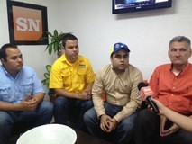 Candidatos de Primero Justicia al Concejo Municipal de Marac...