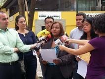 Dinorah Figuera solicitó ante DP investigar violación de DDH...