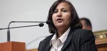 Dinorah Figuera: La principal violencia a la mujer hoy en el...