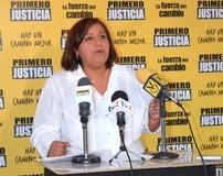 "Dinorah Figuera: ""Chávez pidió una Habilitante para ate..."