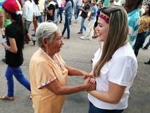 """Elimar Díaz: """"Los zulianos no nos doblegaremos ante la perve..."""
