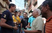 Alcaldía de Sucre entregó aportes a comunidades de José Fél...