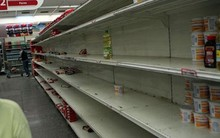 Gobierno afirma que hay inventario de alimentos hasta abril