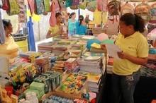 Ferias escolares del Gobierno de Miranda venden útiles con 3...
