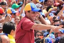 Henrique Capriles: ¡Nadie detendrá el cambio que quieren los...