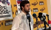 Primero Justicia exhorta a los venezolanos a NO participar e...