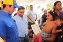 Capriles impugna los resultados de la elección presidencial ...