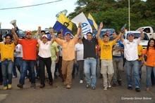 """Wilson Castro: """"El #8D Guayana desmontará un Gobierno d..."""