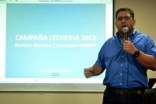 """Gustavo Marcano: """"Nuestra lucha es pacífica, democrátic..."""